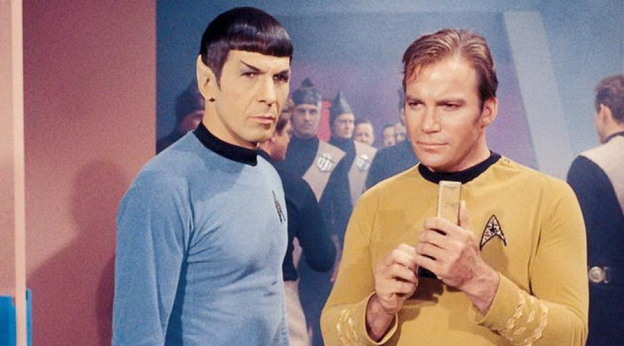 Sejarah Starterk Star Trek Peristiwa Utama Alam Semesta