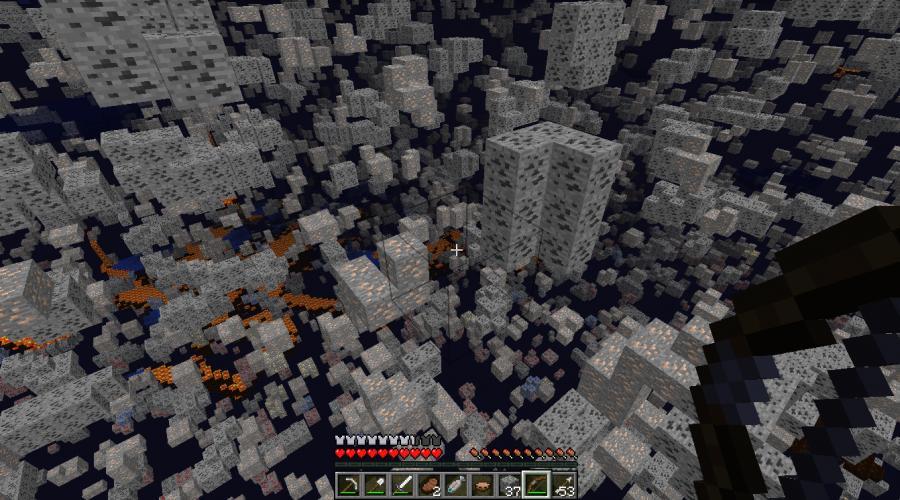 Sinar X Untuk Minecraft 1 11 2