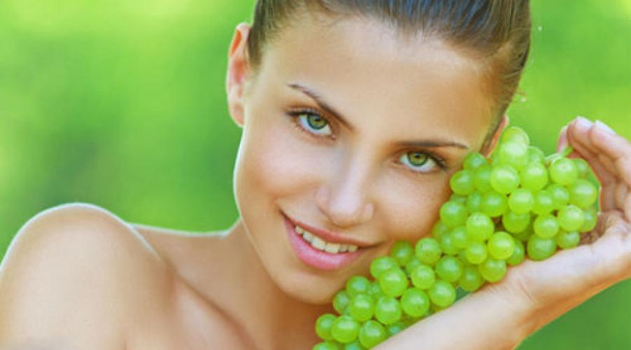 виноград во рту картинки