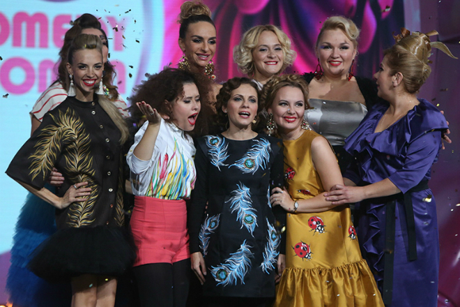 Голая Наталья Андреевна Еприкян (Участница Comedy Woman)